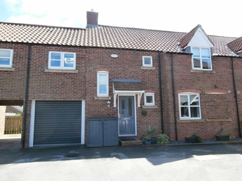 4 Bedrooms Terraced House for sale in All Saints Mews, Preston,