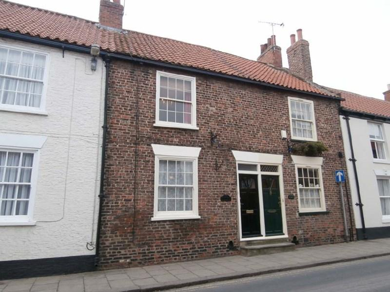 2 Bedrooms Terraced House for sale in Souttergate, Hedon,