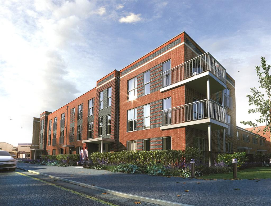 3 Bedrooms Flat for sale in Meridian Waterside, Southampton, SO14