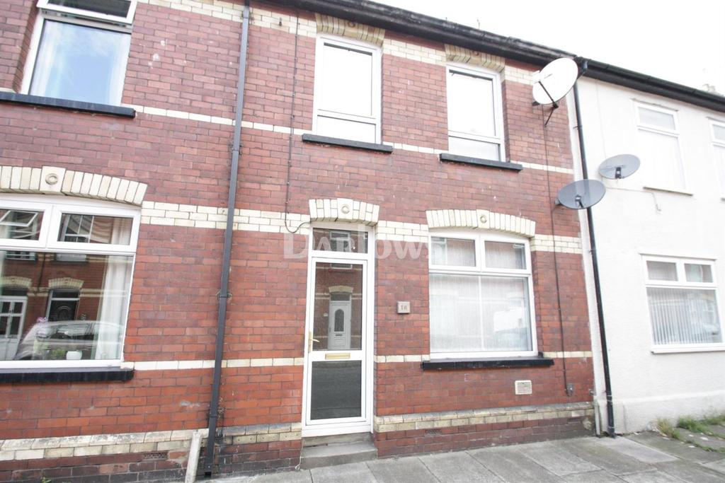 3 Bedrooms Terraced House for sale in St Hildas Roads, Griffithstown