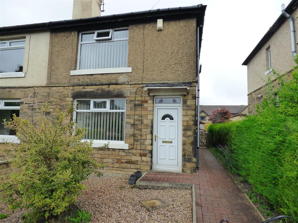 2 Bedrooms Semi Detached House for sale in Woodbine Grove, Idle, Bradford, BD10 8RD