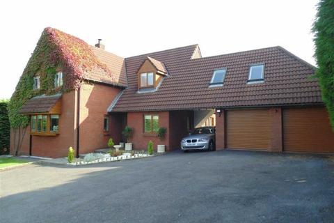 5 bedroom detached house for sale - Tudor Court, Llanedi