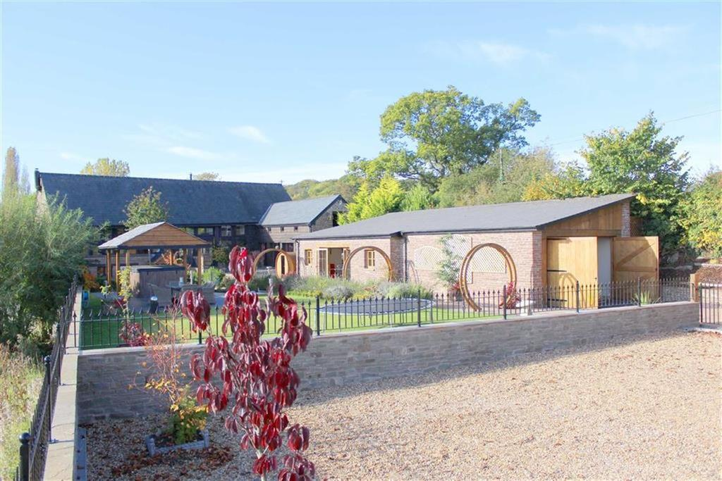 5 Bedrooms Barn Conversion Character Property for sale in Rowlestone, Hereford