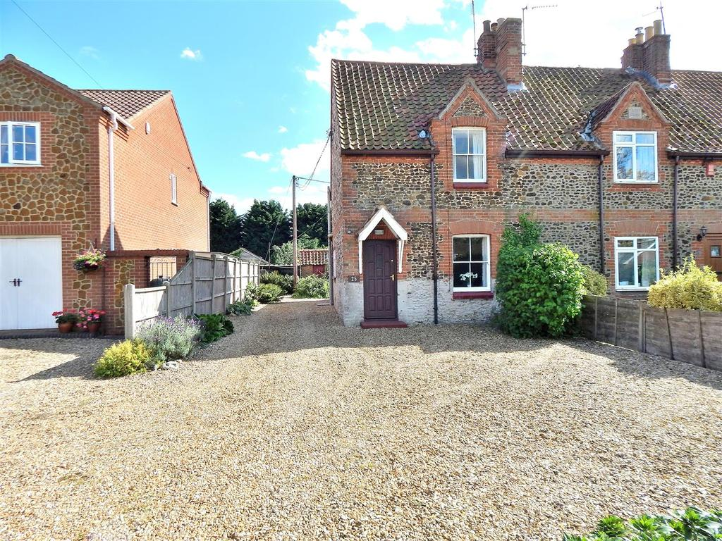 3 Bedrooms End Of Terrace House for sale in Low Road, Grimston, King's Lynn