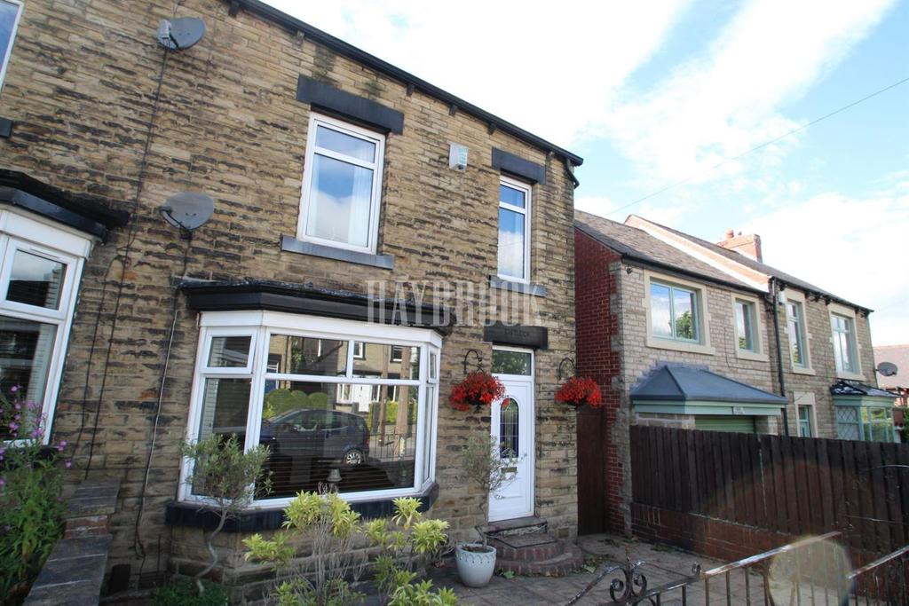 3 Bedrooms Semi Detached House for sale in Locke Avenue, Barnsley