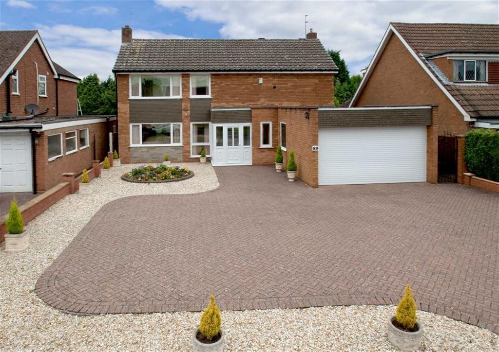 4 Bedrooms Detached House for sale in 89, Cranmere Avenue, Tettenhall, Wolverhampton, West Midlands, WV6