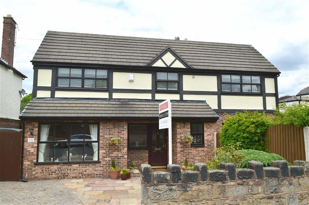 4 Bedrooms Detached House for sale in Elm Road, Prenton, CH42