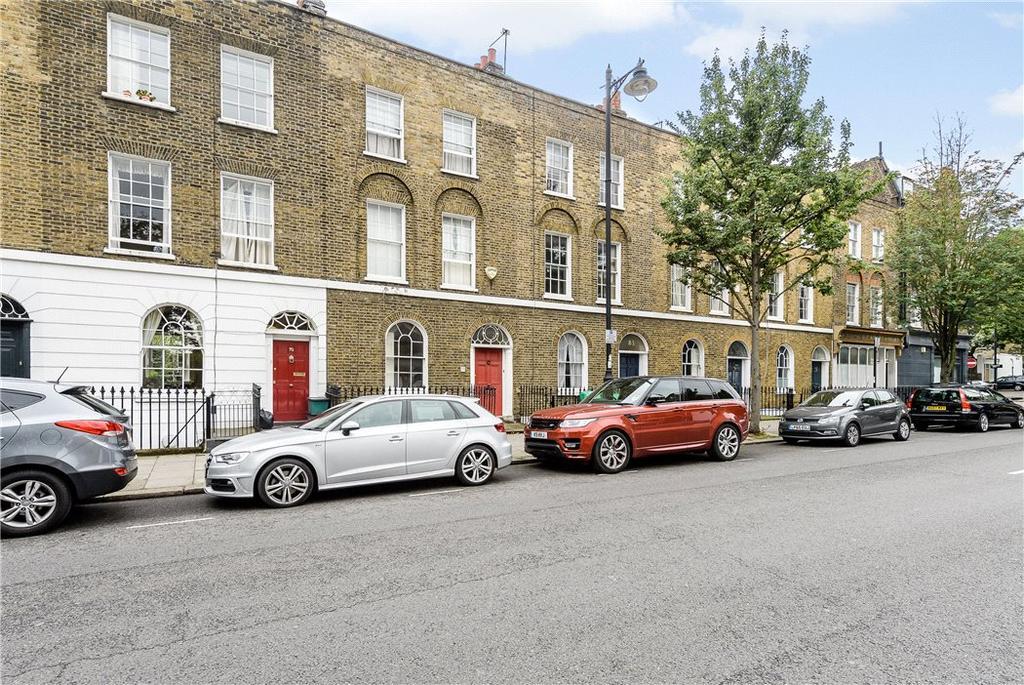 3 Bedrooms Terraced House for sale in Theberton Street, Islington, London, N1