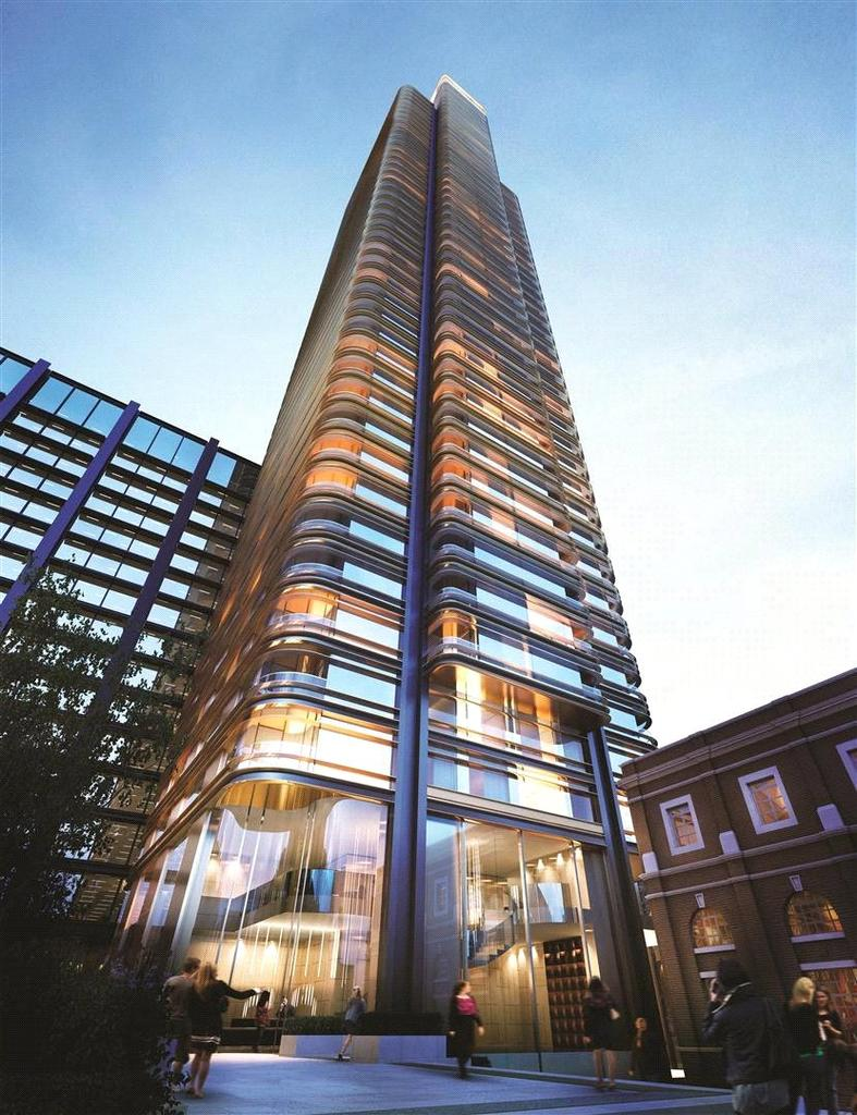 1 Bedroom Flat for sale in Principal Tower, Shoreditch Highstreet, London