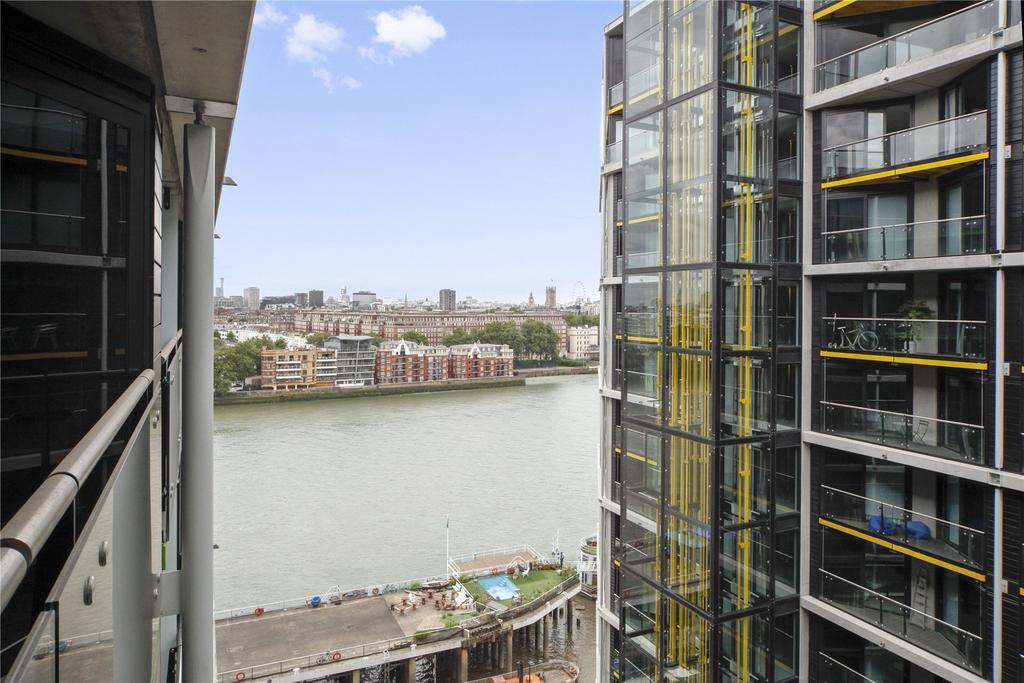 2 Bedrooms Flat for sale in Riverlight Quay, Nine Elms, London, SW8