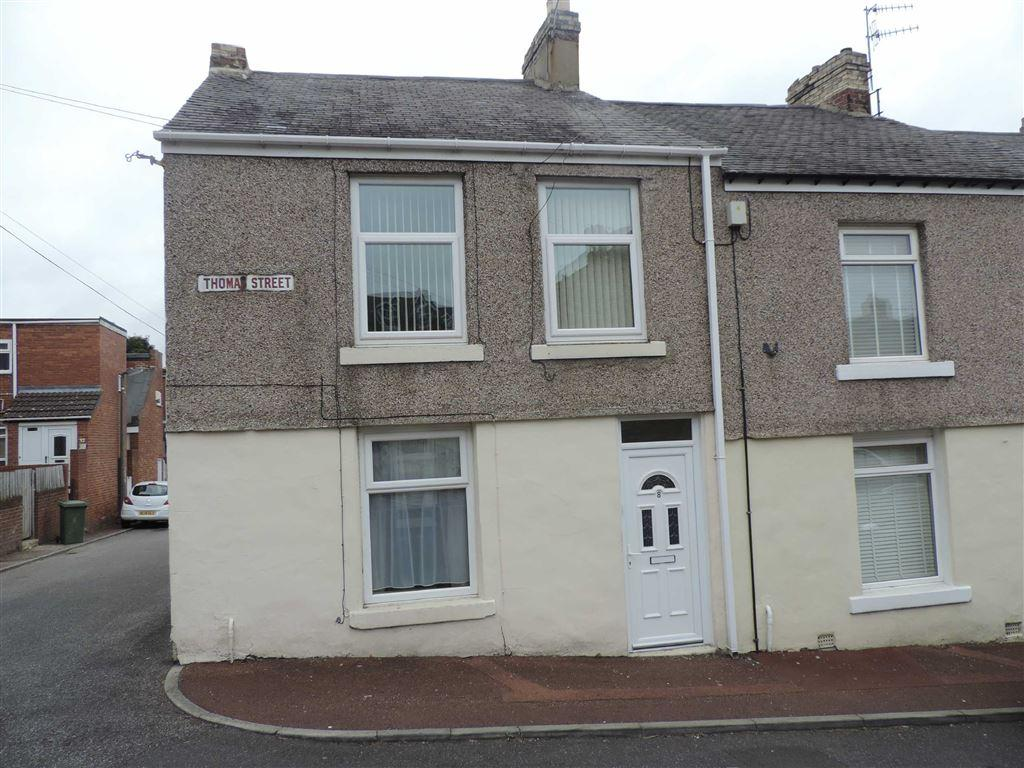 3 Bedrooms End Of Terrace House for sale in Thomas Street, Whickham, Newcastle Upon Tyne