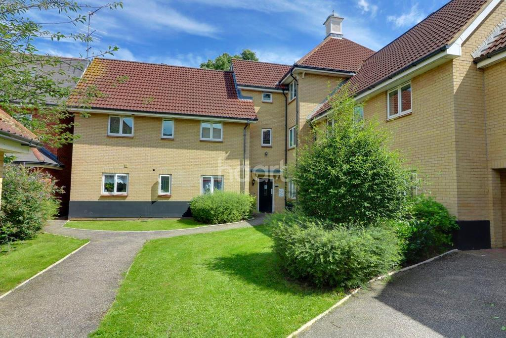 2 Bedrooms Flat for sale in Royal Crescent, Newbury Park