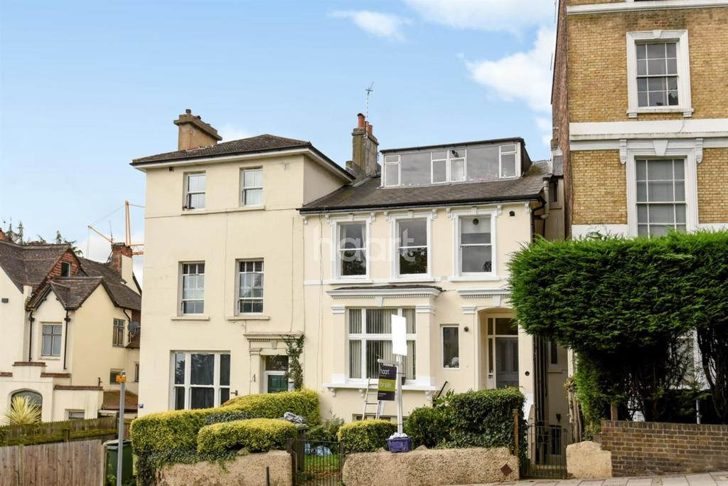 Studio Flat for sale in Anerley Hill, Crystal Palace, SE19