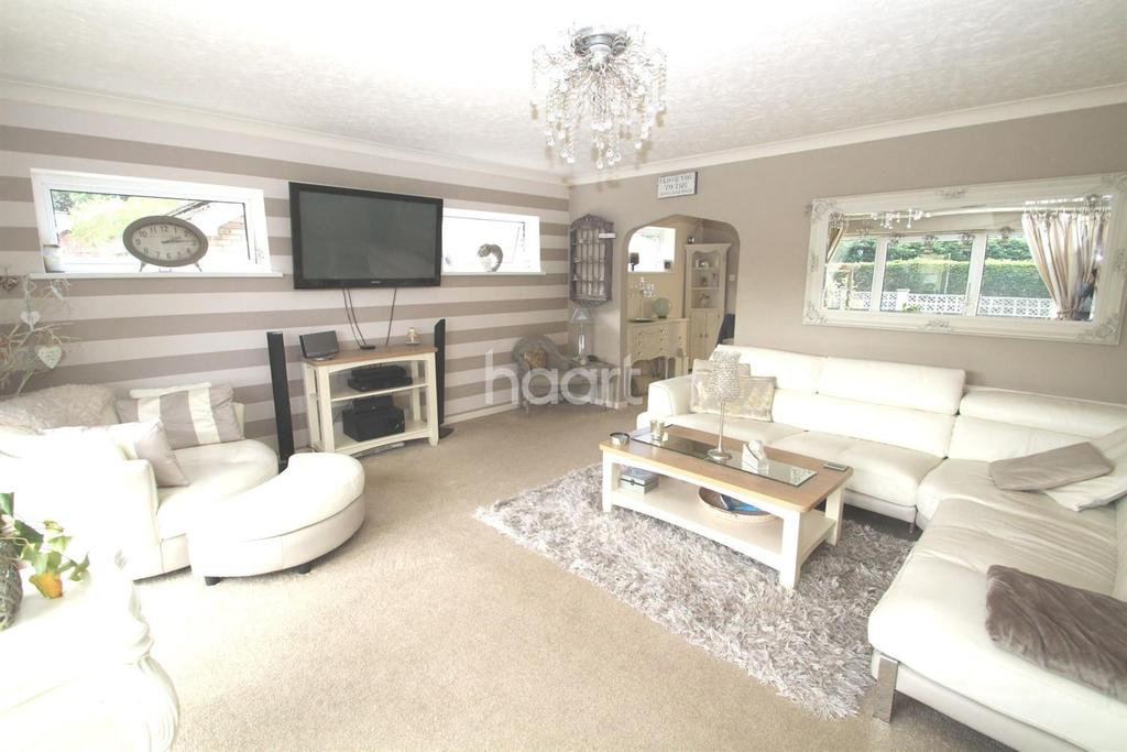 3 Bedrooms Bungalow for sale in Meadowlake Crescent, Lincoln, LN6