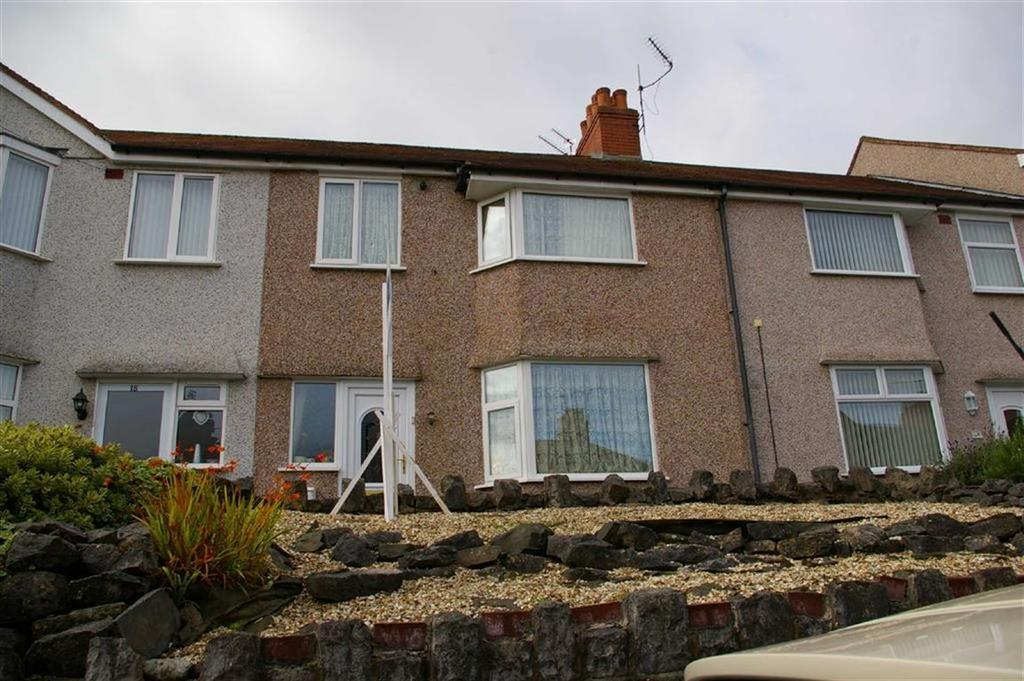 3 Bedrooms Terraced House for sale in Grange Road, Colwyn Bay