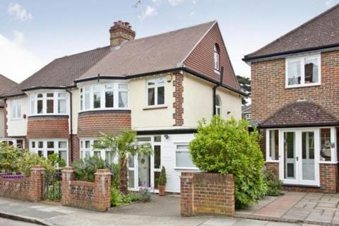 4 bedroom semi-detached house to rent - Clive Road, TW1
