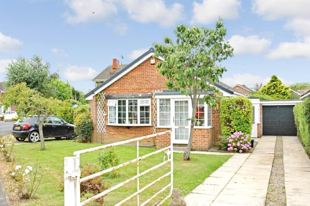 2 Bedrooms Detached Bungalow for sale in Prince Rupert Drive, Tockwith, York, North Yorkshire