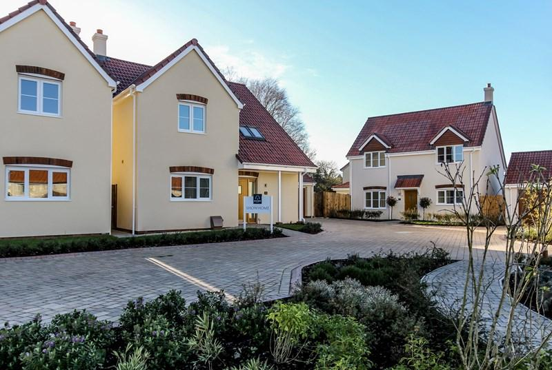 3 Bedrooms Detached House for sale in Brookside Drive, Farmborough, Bath