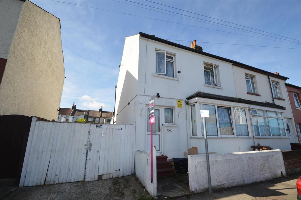 3 Bedrooms House for sale in Gordon Road, Gillingham
