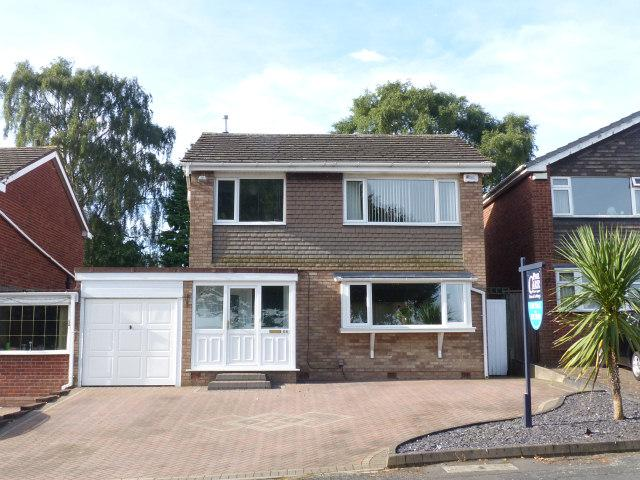 4 Bedrooms Link Detached House for sale in Jevons Road,Sutton Coldfield,West Midlands