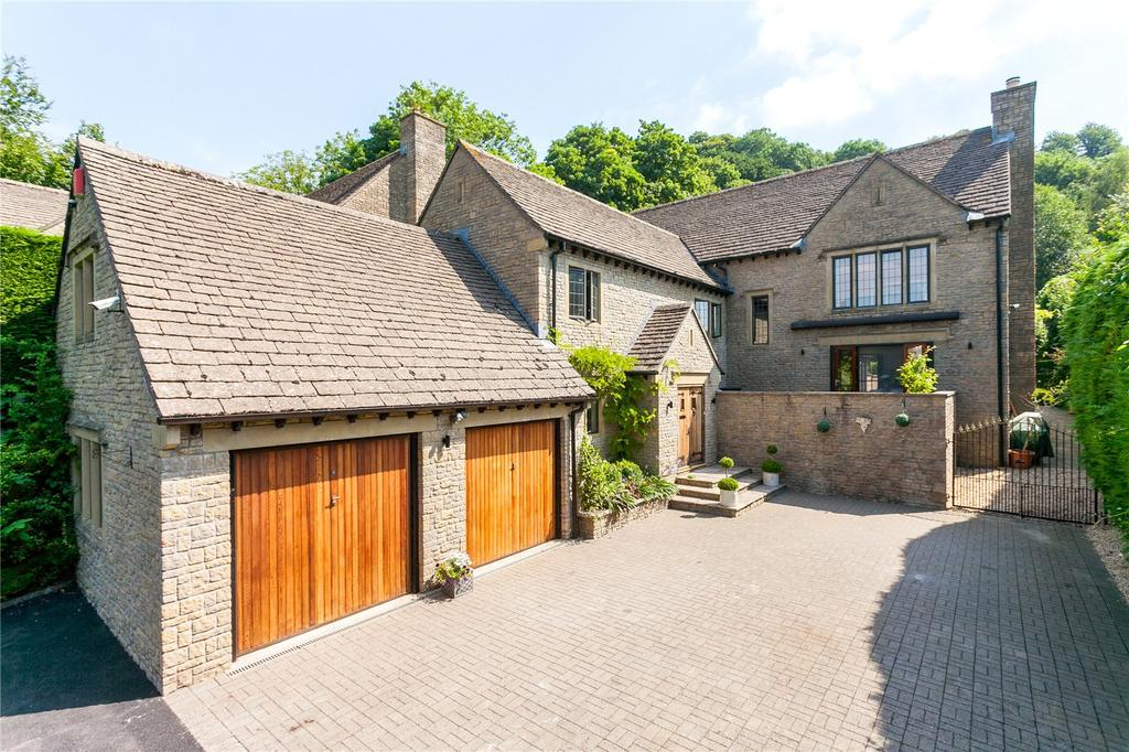 5 Bedrooms Detached House for sale in Worlds End Lane, Synwell, Wotton-under-Edge, Gloucestershire, GL12