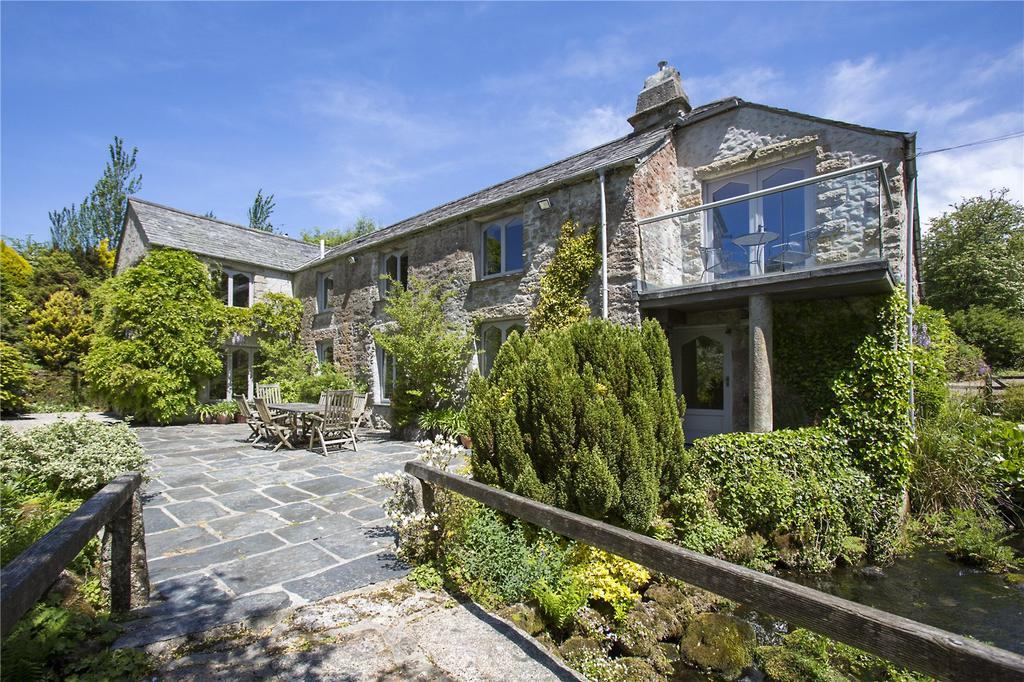 5 Bedrooms Unique Property for sale in St. Breward, Wadebridge, Cornwall, PL30
