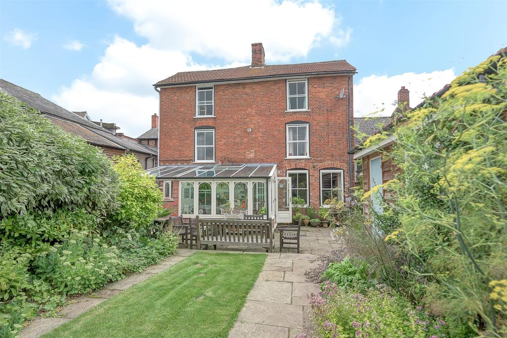 5 Bedrooms End Of Terrace House for sale in Bridge Street, Kington