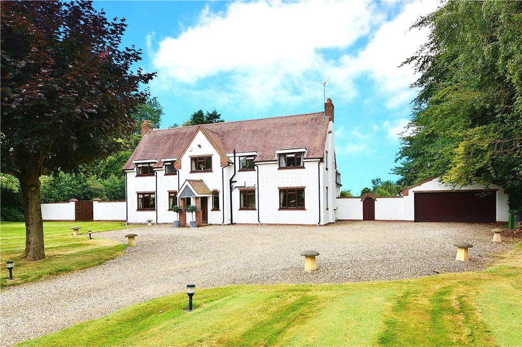 4 Bedrooms Detached House for sale in Trimpley, Bewdley, DY12