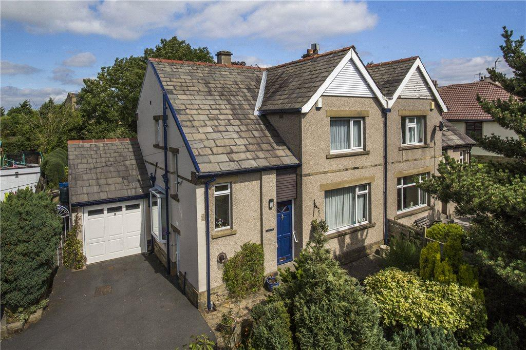 3 Bedrooms Semi Detached House for sale in Mayfield, Haworth Road, Wilsden, Bradford