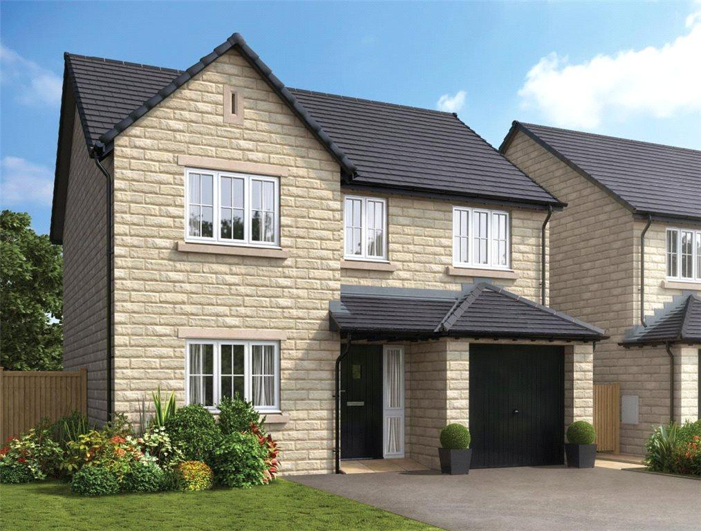 4 Bedrooms Detached House for sale in 3 Strawberry Fields, Main Street, Gisburn