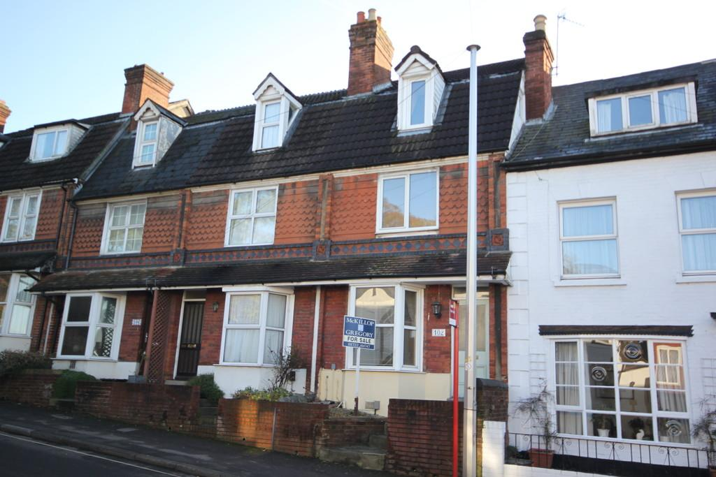 3 Bedrooms Terraced House for sale in MILFORD HILL, SALISBURY, WILTSHIRE