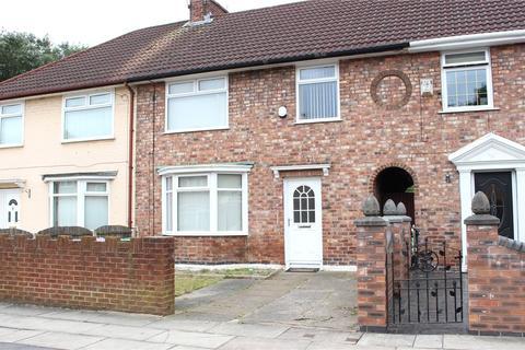 3 bedroom terraced house to rent - Morningside Road, Liverpool, Merseyside, L11