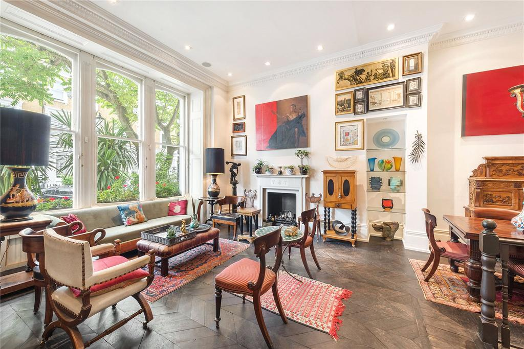 3 Bedrooms Flat for sale in Wetherby Gardens, South Kensington, London