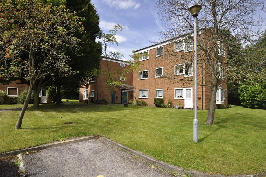 2 Bedrooms Apartment Flat for sale in Ladybarn Manor, Plymouth Drive, Bramhall