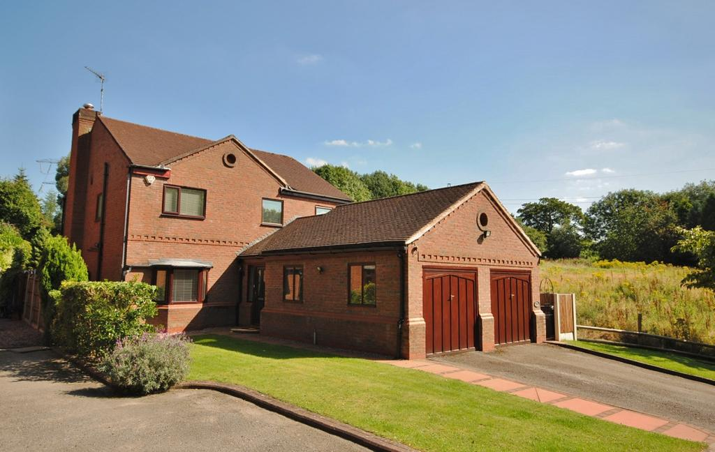 4 Bedrooms Detached House for sale in Lower Beech Farm, Tytherington
