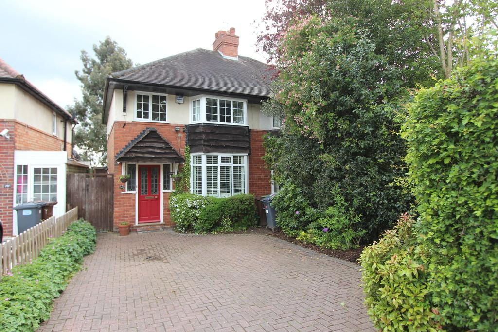 3 Bedrooms Semi Detached House for sale in Tilehouse Green Lane, Knowle