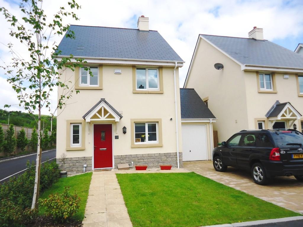 4 Bedrooms Detached House for sale in Grants Close, Tongwynlais