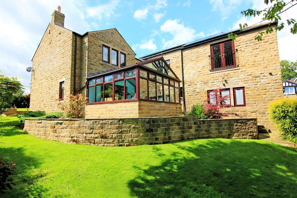 6 Bedrooms Detached House for sale in Rose Bank Croft, Coates Lane, Barnoldswick