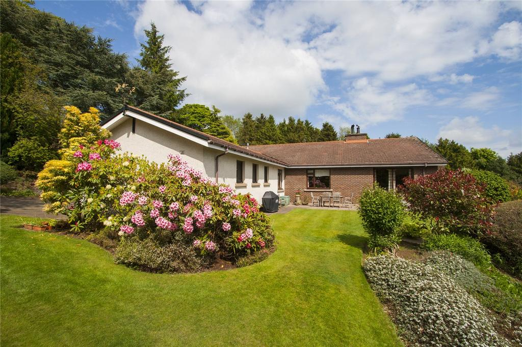 5 Bedrooms Detached Bungalow for sale in Leal House, Alyth, By Blairgowrie, Perthshire, PH11