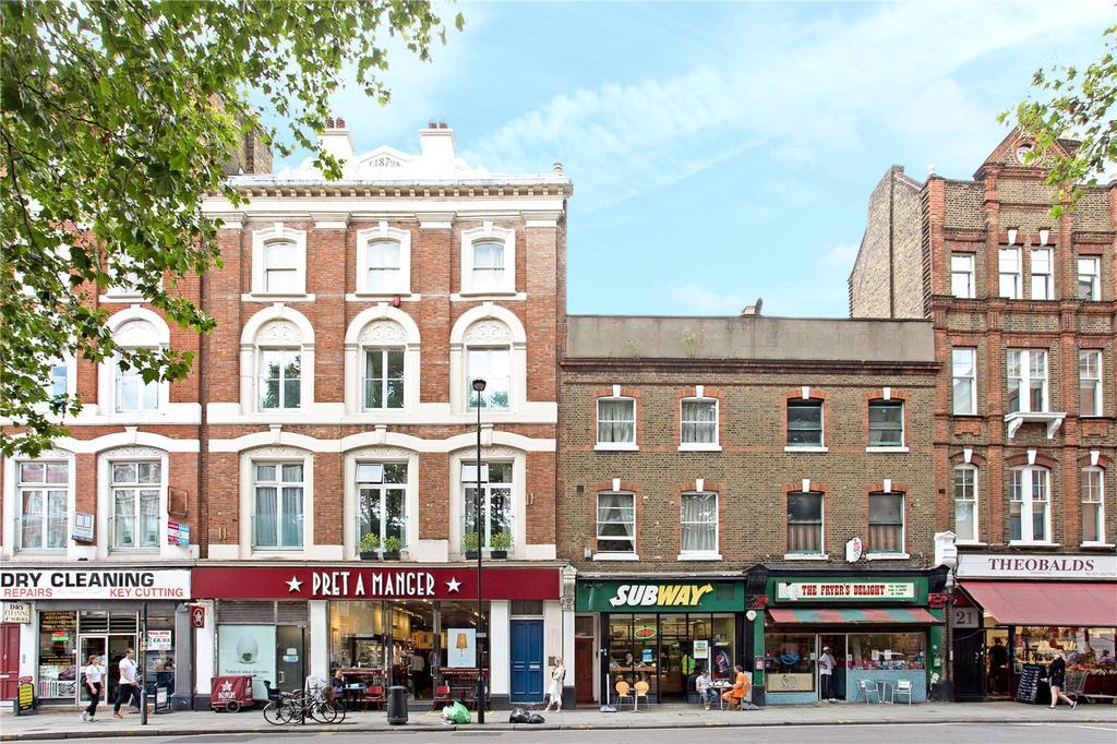 1 Bedroom Flat for sale in Theobalds Road, Bloomsbury, London, WC1X