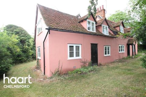 3 bedroom cottage to rent - Church Road, Boreham