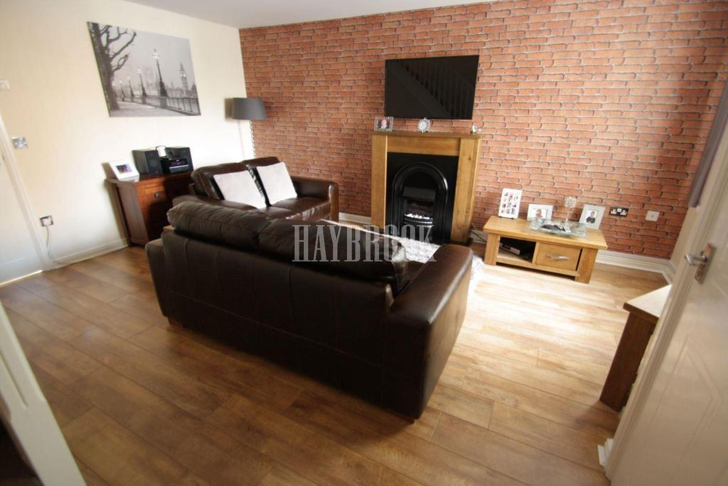 3 Bedrooms Terraced House for sale in Myrtle Springs Drive, Gleadless, S12
