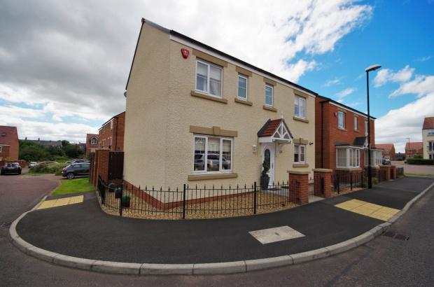 3 Bedrooms Detached House for sale in Barnwell View, Herrington Burn, Houghton Le Spring, DH4