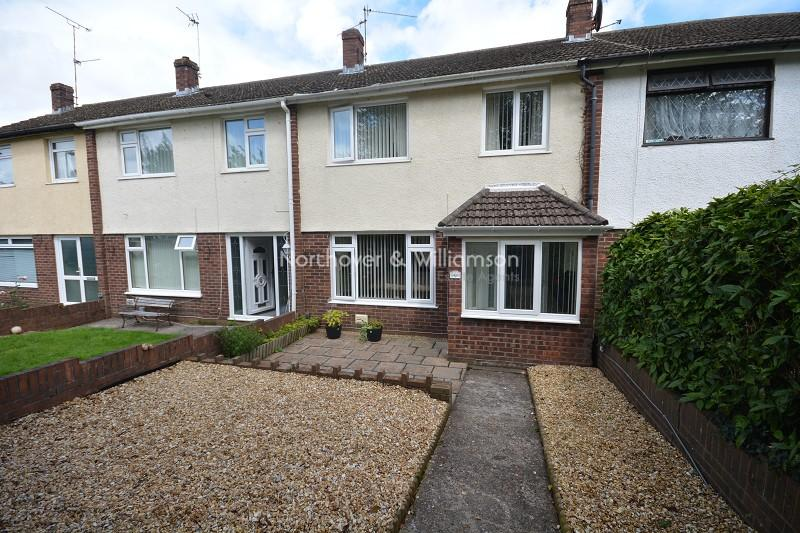 3 Bedrooms Terraced House for sale in Penrhyn Close, Rumney, Cardiff. CF3