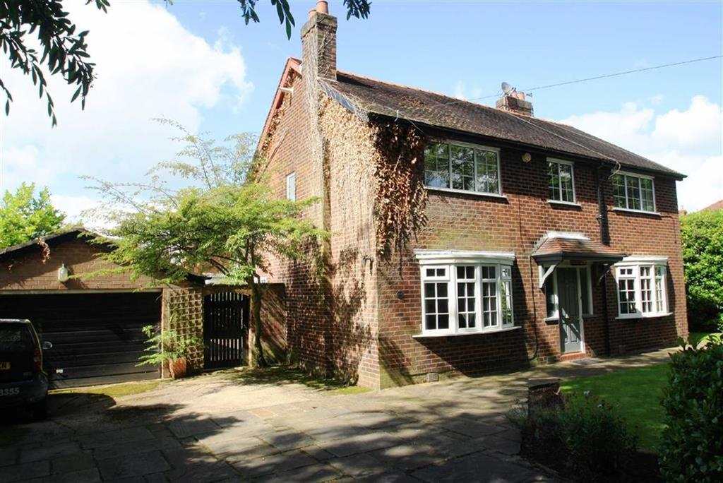 4 Bedrooms Detached House for sale in Knutsford Road, Wilmslow