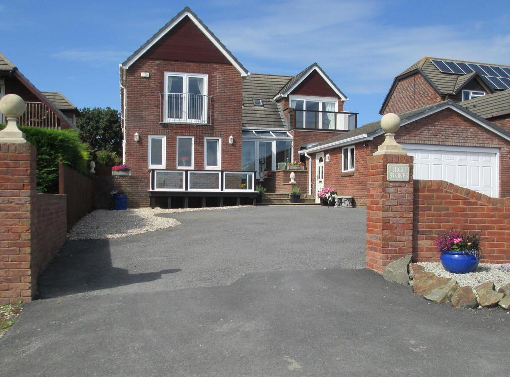 5 Bedrooms Detached House for sale in Cornborough Road, Westward Ho!