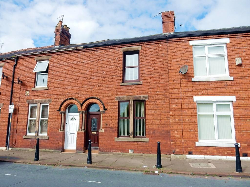 3 Bedrooms Terraced House for sale in Richardson Street, Carlisle