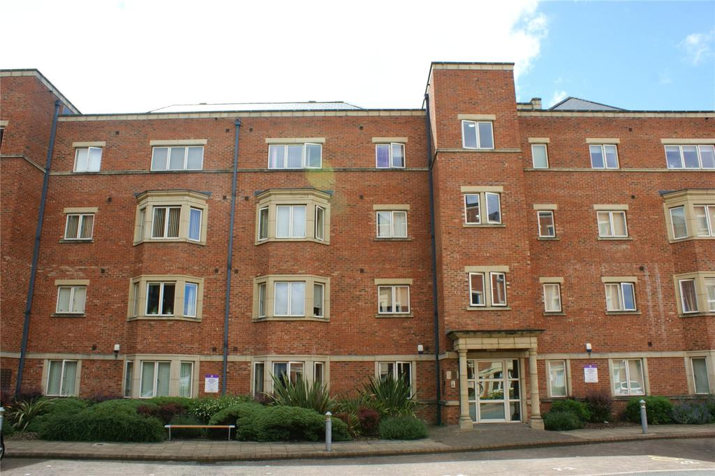 1 Bedroom Apartment Flat for sale in Caxton Place, Wrexham, LL11