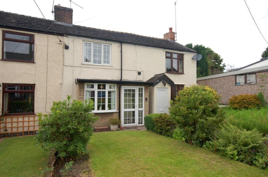 2 Bedrooms Cottage House for sale in Heathcote Road, Miles Green