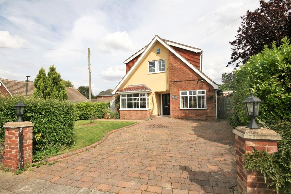 4 Bedrooms Detached Bungalow for sale in Pelham Avenue, Scartho, DN33